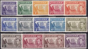 King George VI Definitives