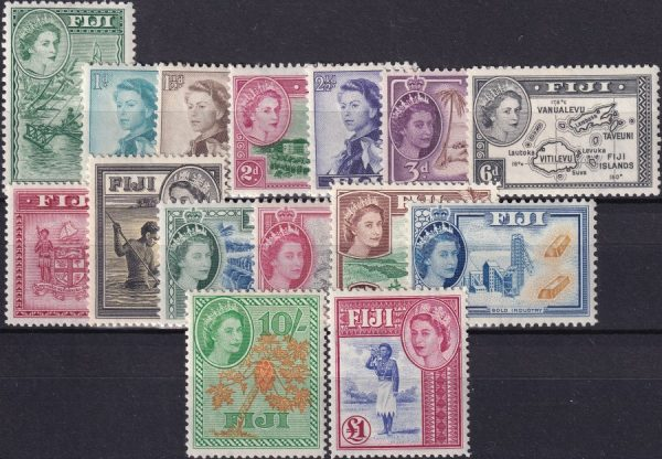 Queen Elizabeth II Definitives