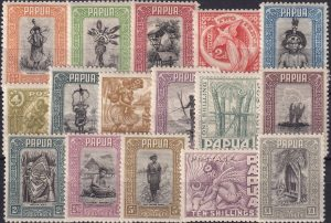 1932-34 Definitives