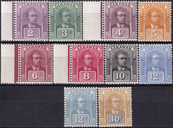 1922-1923 Sir Charles Brooke