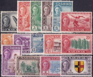 King George VI Definitives