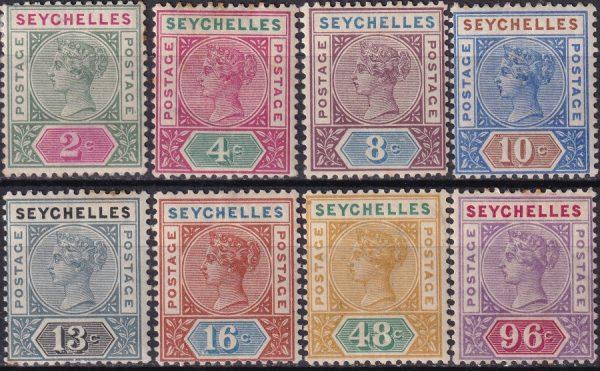 Queen Victoria Definitives
