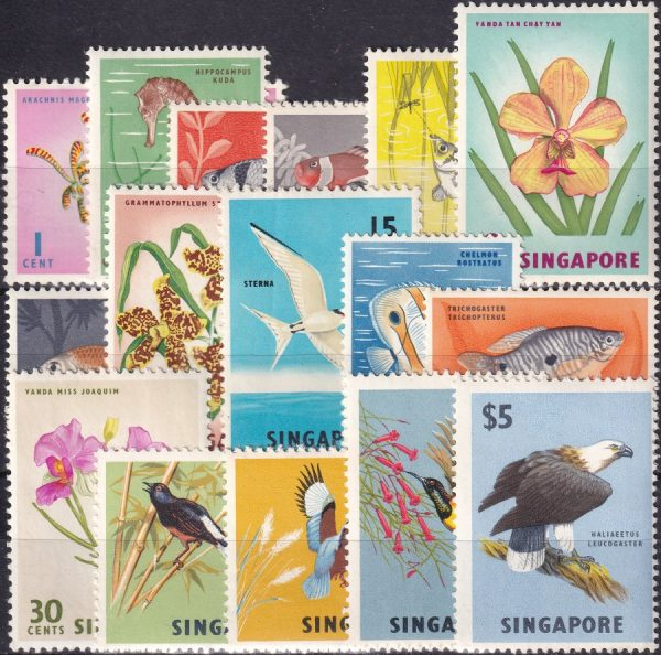 Pictorial Definitives