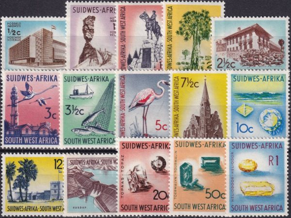1961-63 Pictorial Definitives