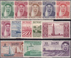 1958 Definitives