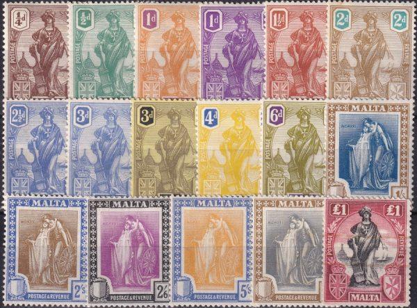 1922-26 Definitives