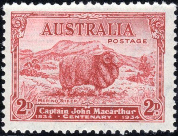 2d Capt. John Macarthur - light hills