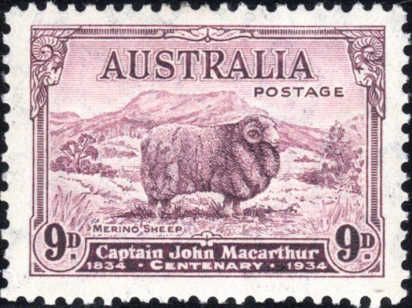 9d Capt. John Macarthur