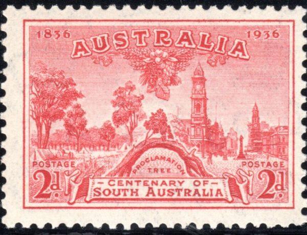 2d Centenary of South Australia