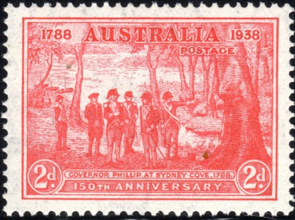 2d 150th Anniversary of Foundation of New South Wales