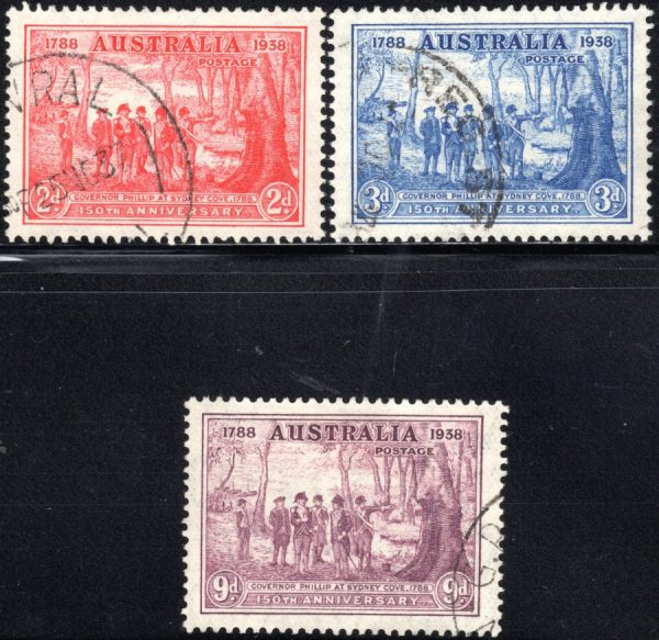 150th Anniversary of Foundation of New South Wales