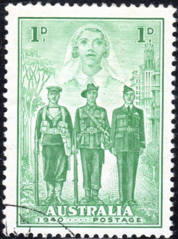 1d Australian Imperial Forces