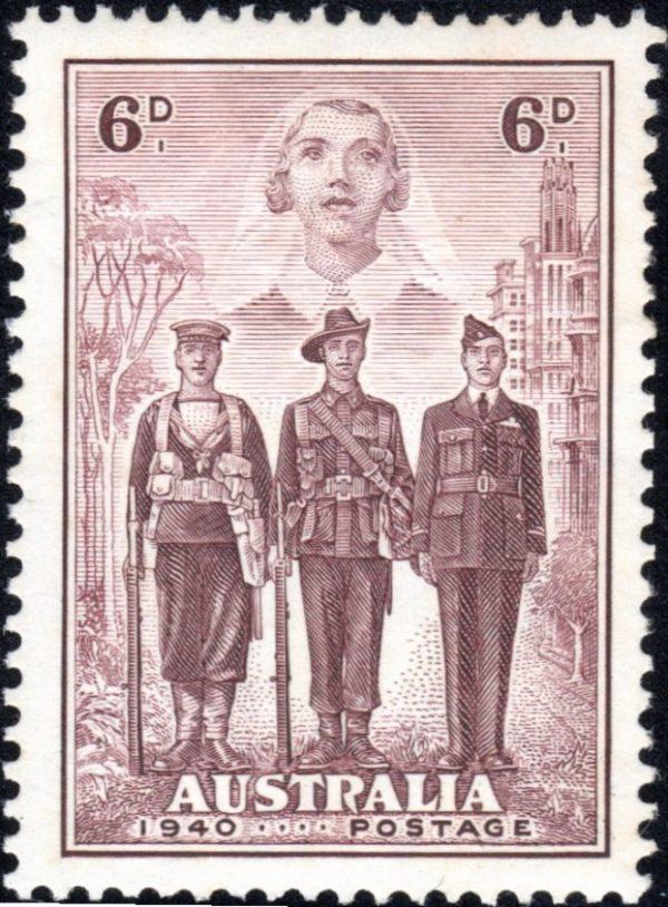 6d Australian Imperial Forces