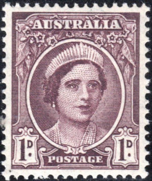 1d Queen Elizabeth