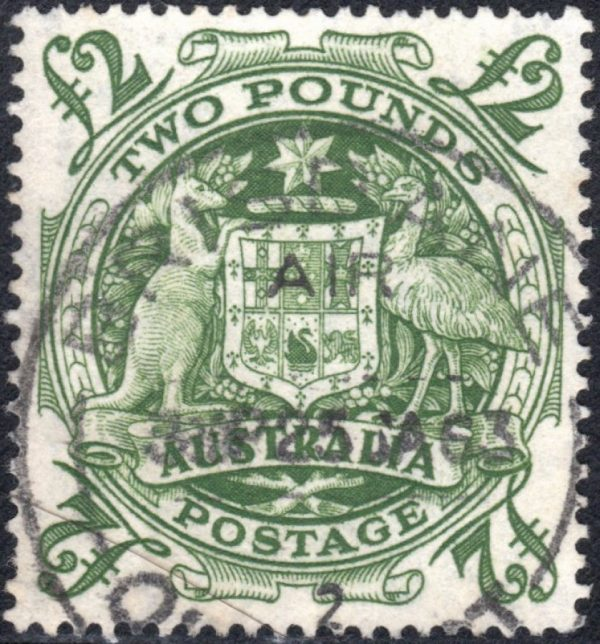 £2 Commonwealth Coat of Arms