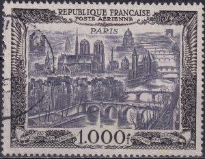 1950 Paris Air Mail