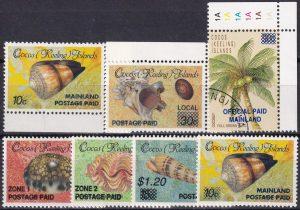 Postage Paid Overprints