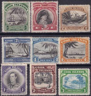 1944-46 Pictorials
