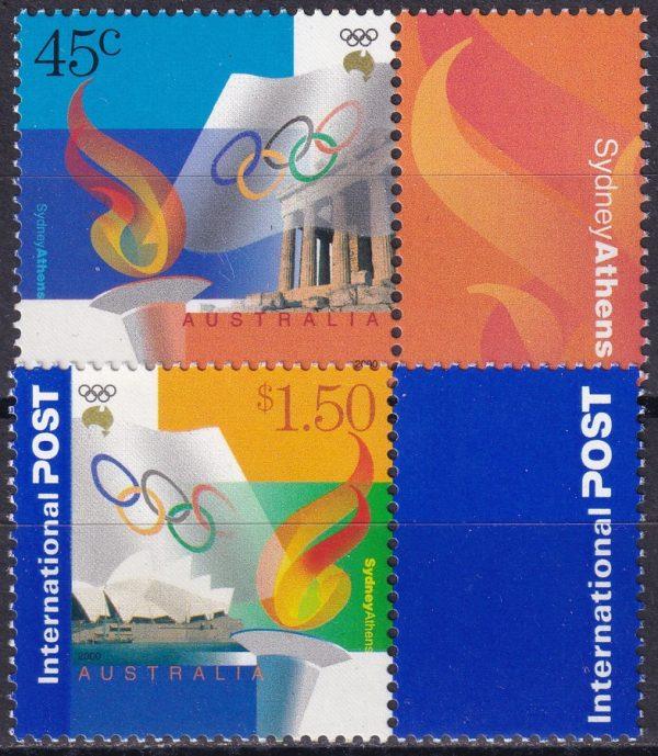 Transfer of Olympic Flag