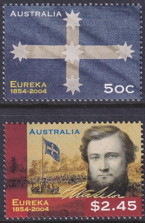 150th Anniversary of Eureka Stockade