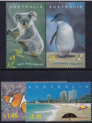 """Impressions"". Australian Wildlife and Heritage"