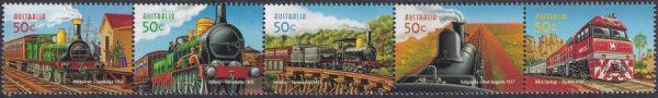 150th Anniversary of Australian Railways