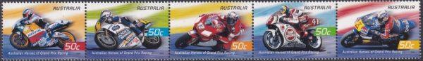 Heroes of Grand Prix Motorcycle Racing