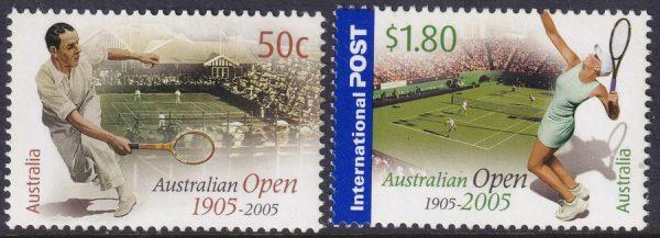 Centenary of Australian Open Tennis Championships