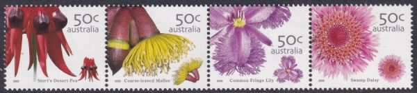 Australian Wildflowers (1st series)