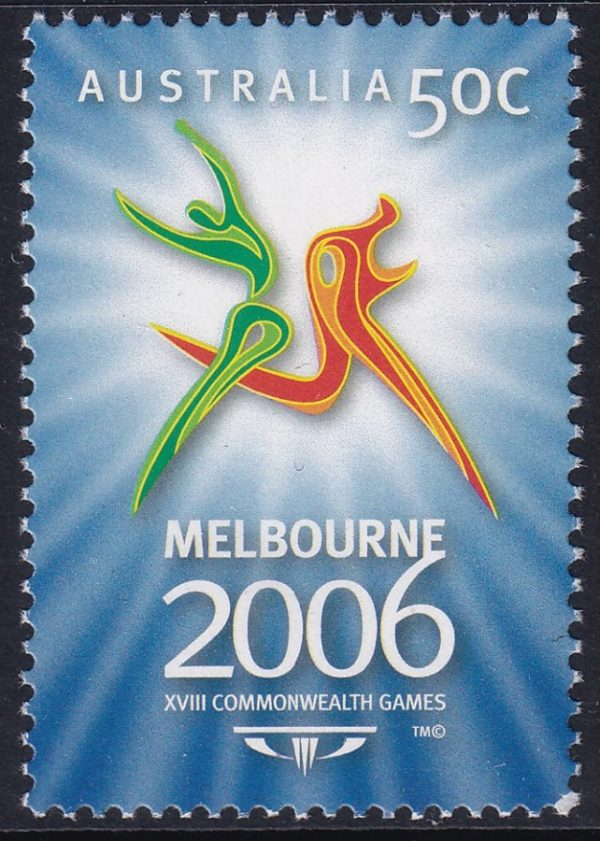 Commonwealth Games, Melbourne (1st issue)