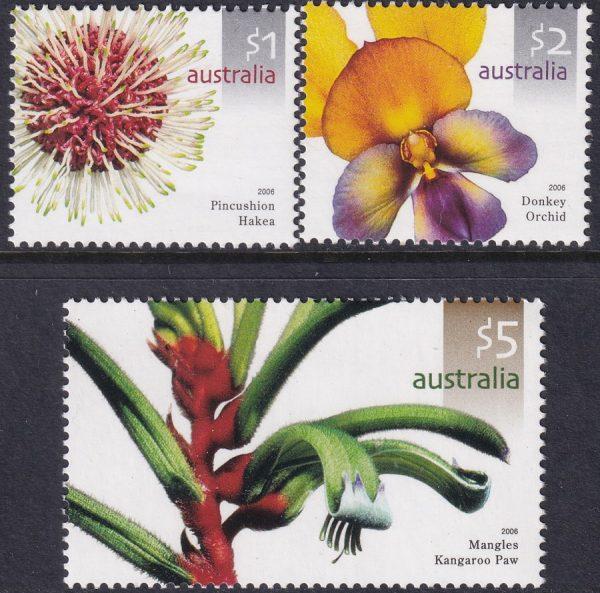 Australian Wildflowers (2nd series)