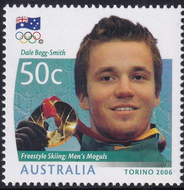 Dale Beggs-Smith Gold Medallist