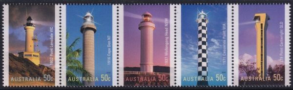 Lighthouses of the 20th Century