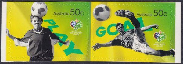 World Cup Football Championships - Self Adhesives