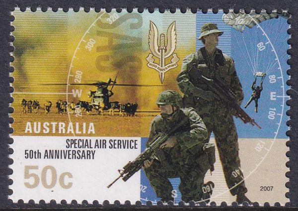 50th Anniversary of the Special Air Service