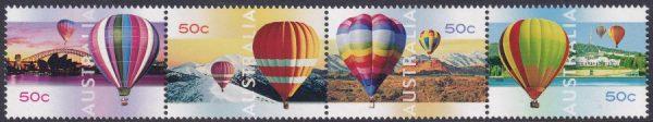150th Anniversary First Balloon Flight in Australia