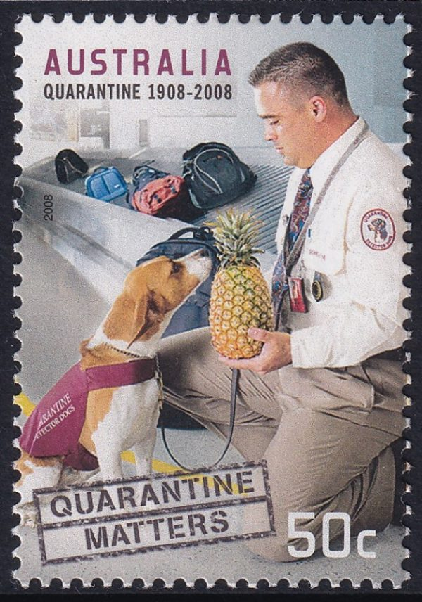 Centenary of the Quarantine Act