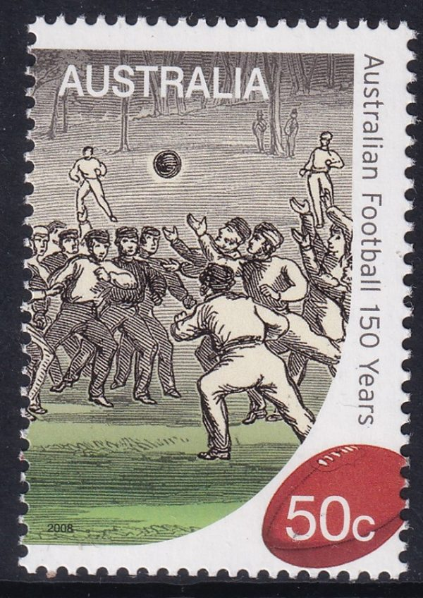 150th Anniversary of Australian Football