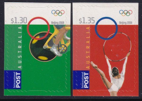 Olympic Games, Beijing - Self Adhesives
