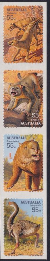 Megafauna of Australia - Self Adhesives