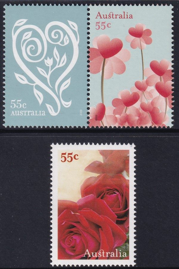 Greetings Stamps