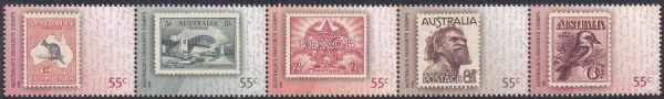 Bicentenary Postal Services in Australia