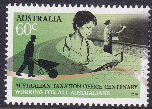 Centenary of Australian Taxation Office