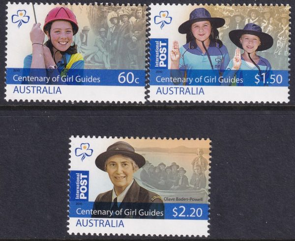Centenary of Girl Guides Australia