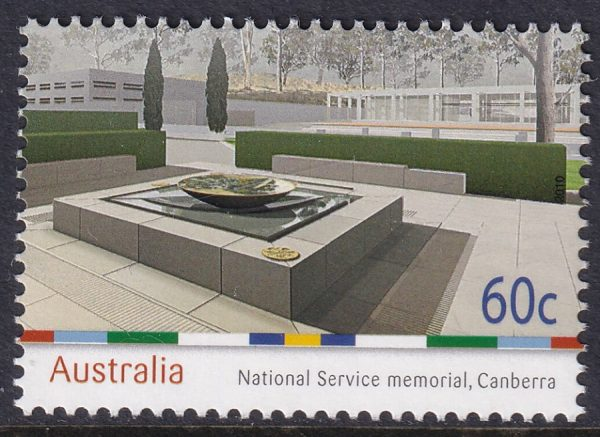 National Service Memorial, Canberra