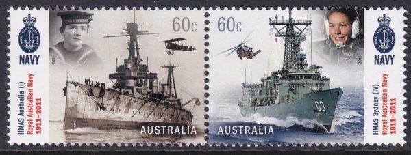 Centenary of Royal Australian Navy