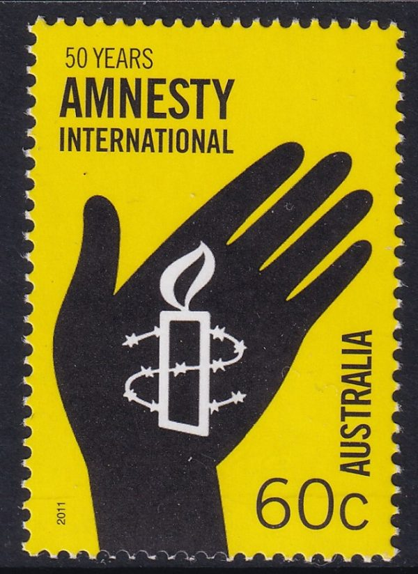 50th Anniversary of Amnesty International