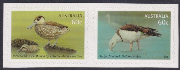 Australian Waterbirds - Self Adhesives