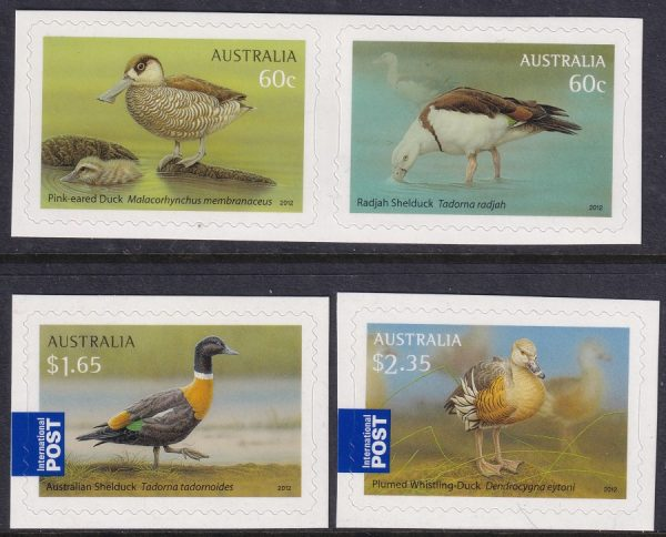 Australian Waterbirds - Self Adhesives