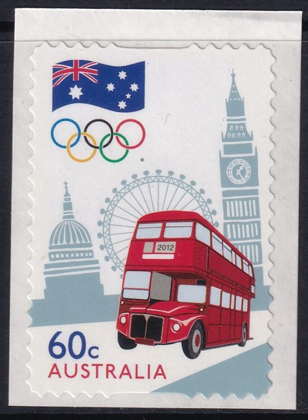 Olympic Games - Self Adhesive